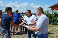 В Волгодонске прошли соревнования по спортивной рыбалке