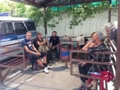 В Сочи усилены рейды по выявлению бездомных
