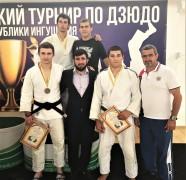 Ставропольские дзюдоисты привезли из Ингушетии «серебро» и две «бронзы»