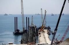 Игорь Левитин оценил развитие портовой инфраструктуры на Таманском полуострове
