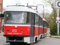 В Краснодаре с 17 июля изменится схема движения трамваев по улице Садовой