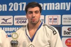 Дончанин Нияз Ильясов выиграл Кубок Европы по дзюдо