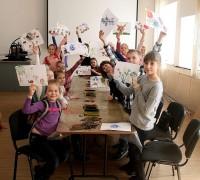 В Краснодарском художественном музее имени Коваленко проведут мастер-класс для детей