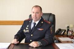 В Анапе новым начальником транспортной полиции стал Игорь Плёнкин