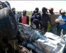 ДТП на юге Замбии унесло жизни 11 человек, еще 29 пострадали