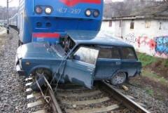 На Кубани автотранспорт защитят от ДТП на железнодорожных переездах
