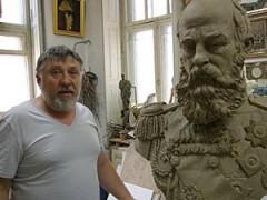 Кондратьев выразил соболезнования близким скульптора Аполлонова