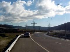 Кондратьев осмотрел дороги Черноморского побережья