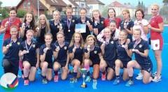 Хоккеистки «Дончанки» стали чемпионками Европы