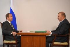 Медведев подписал указ о выделении для Адыгеи средств на помощь пострадавшим от паводка