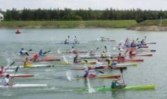 Победителями 10 км на байдарках и каноэ в Краснодаре стали жители столицы края