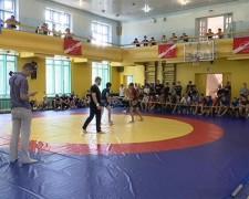 Краснодарские борцы победили калмыков и волгоградцев в городском турнире