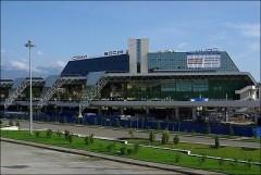 В аэропорту Сочи начались «Дни саморегистрации»