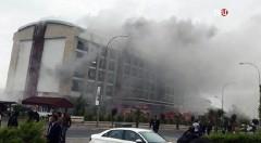 В Турции при пожаре в отеле пострадали трое россиян