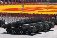 В Китае прошел военный парад к 90-летию Народно-освободительной армии
