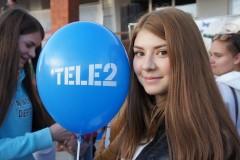 Все больше абонентов Tele2 предпочитают консультироваться онлайн