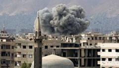 В Дамаске российское посольство подверглось обстрелу