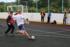 В Кущевском районе прошли соревнования по мини-лапте