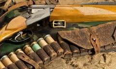 На Кубани 46-летний станичник хранил дома два ружья и 600 патронов