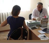 Кубанские онкологи обследовали более 500 жителей Крыловского района