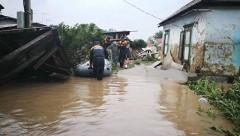 В Приморье из-за наводнения введен режим ЧС