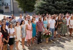 Состоялся торжественный сбор артистов Кубанского казачьего хора