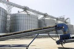 В Белоглинском районе в строительство терминала для зерна инвестировали 200 млн рублей