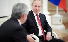 В Пицунде проходят переговоры президентов России и Абхазии