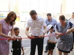 В Краснодаре открыли два новых детских сада в Прикубанском округе