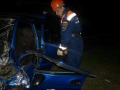 В Ростовской области при ДТП пострадали оба водителя