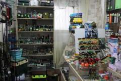 В Сальском районе раскрыта кража из рыболовного магазина