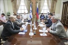 Губернатор Дона встретился с послом Израиля