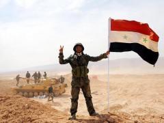 Сирийская армия при поддержке ВКС освободила город Эс-Сухне