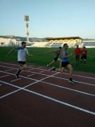 Новороссийцы-колясочники установили новые рекорды в легкой атлетике
