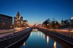 В Москве проверяют информацию о загрязнении реки Яузы
