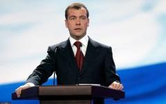 Медведев и Собянин возглавили рейтинг вероятных «преемников» Путина