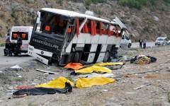 При ДТП с автобусом в Турции пострадали 11 россиян