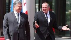 США намерены усилить стратегическое сотрудничество с Украиной