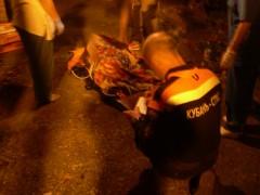 В Кореновске спасатели извлекли женщину из колодца