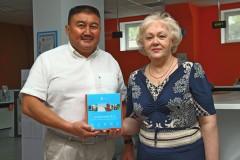 В Калмыкии «Ростелеком» наградил трёхтысячного абонента «Интерактивного ТВ»