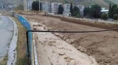 Мощный сель сошел в горах Кабардино-Балкарии