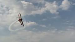 На авиашоу в Балашихе разбился самолет