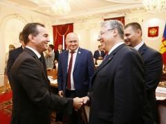 Товарооборот между Кубанью и Швейцарией составил 3,9 млн долларов
