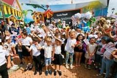 Школьники, учащиеся на отлично, смогут посетить Сочи Парк бесплатно