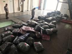 Донские пограничники задержали контрабанду на 500 тысяч рублей
