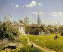 В Третьяковской галерее  откроется выставка «Москва сквозь века»