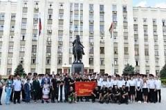 Экспедиция «Дорогой героев» финишировала в Краснодаре