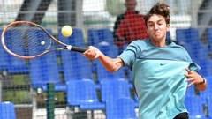 Кубанский теннисист Данил Спасибо завоевал «золото» международного турнира