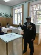 После 9 утра выборы в Черкесске стали проходить активнее