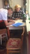 Житель Черкесска пришел на выборы в свой 90-й день рождения